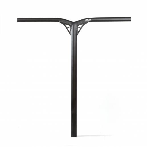 Aztek Apollo Alloy Bar 610mm SCS - Black - Stūres
