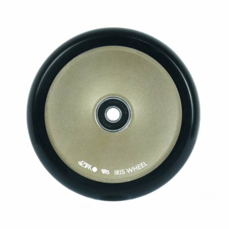 Aztek Iris Wheels 110mm (2 vnt.) - Bronze