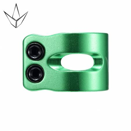 BLUNT Clamp 2 bolt Twin slit Green nuo Blunt / ENVY