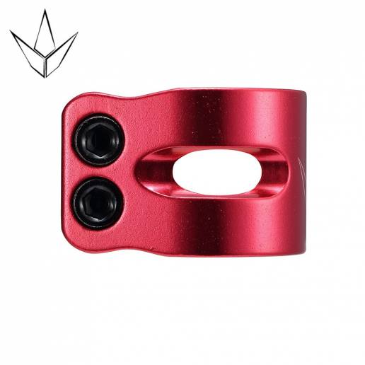 BLUNT Clamp 2 bolt Twin slit Red nuo Blunt / ENVY