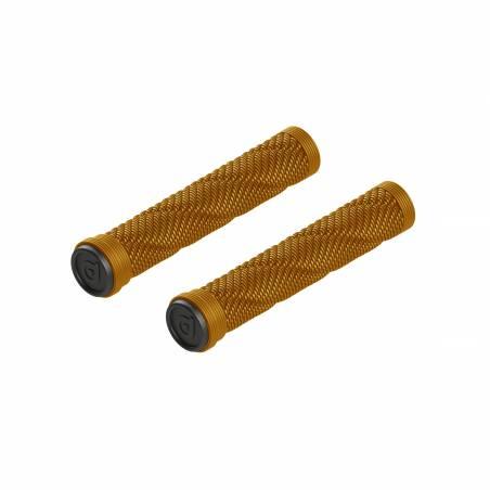 District S-Series G15R Grips Rope 164mm - Gum - Rokturi (Grips)