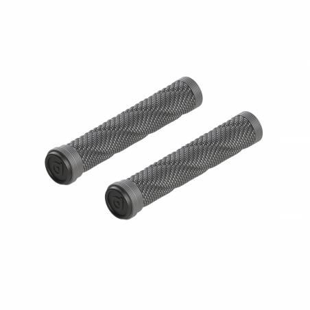 District S-Series G15R Grips Rope 164mm - Grey - Rokturi (Grips)