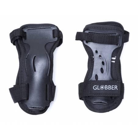 Kelių, alkūnių ir riešų apsaugų rinkinys Globber Adult M (Black) nuo Globber