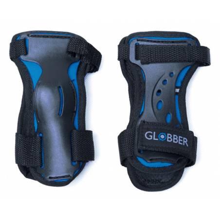 Globber kelių, alkūnių ir riešų apsaugų rinkinys XS (Blue) nuo Globber