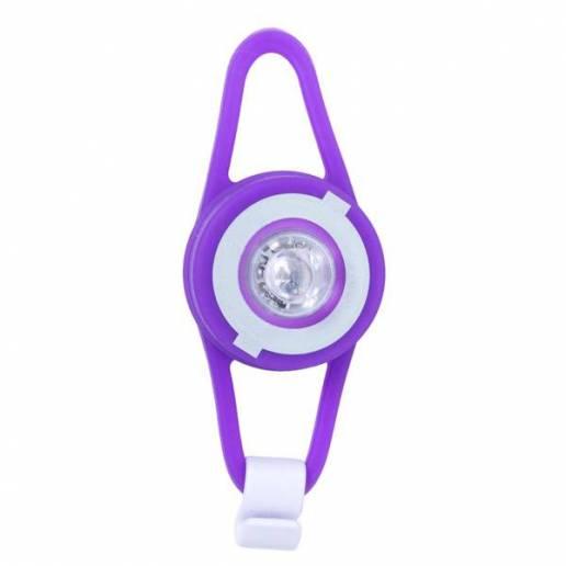 Globber LED light / Violet - Skrejriteņi ar trīs riteņiem