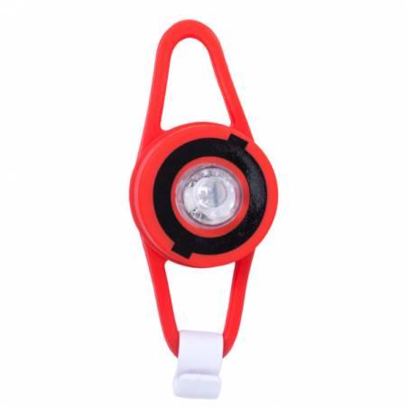 Globber LED light Red - Skrejriteņi ar trīs riteņiem