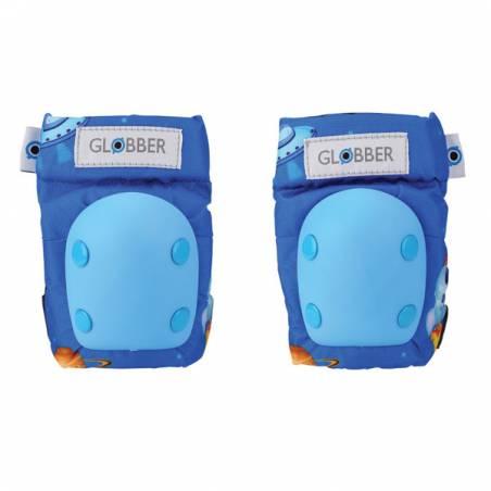 Globber kelių ir alkūnių apsaugų rinkinys XXS (Blue) - Aizsargi