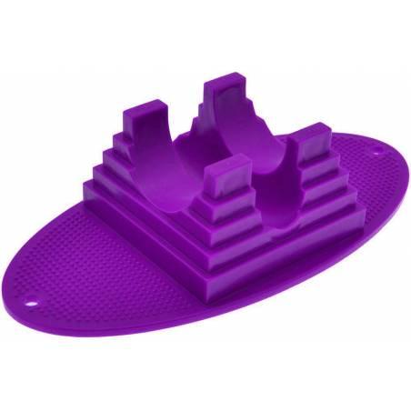 Streetboards Triukinio paspirtuko stovas violetinis nuo Streetboards