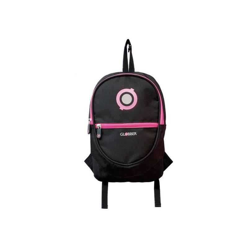Globber bag Black Pink - Skrejriteņi ar trīs riteņiem