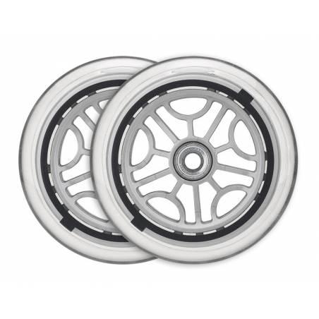 Globber spare wheels 121 mm - Pilsetas skrejriteņi