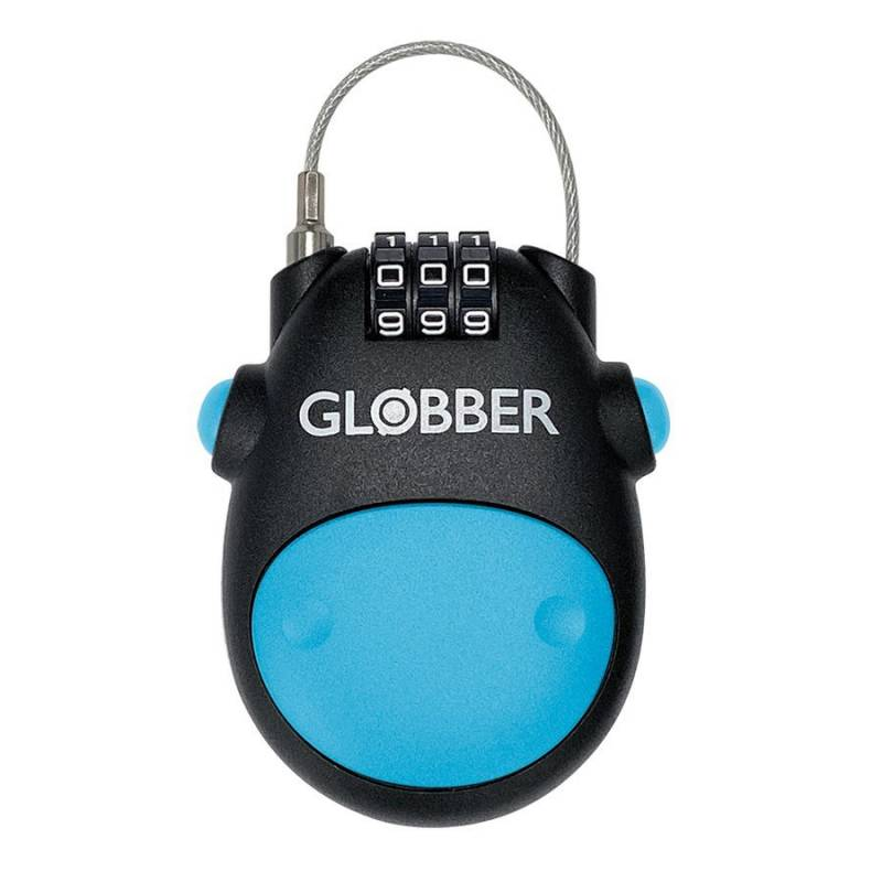 Paspirtuko užraktas Globber Lock Blue nuo Globber