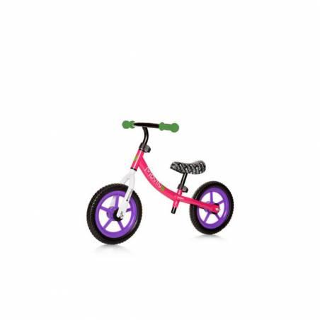 Balansinis dviratukas Movino Classic - Raspberry Green - Līdzsvara velosipēdi