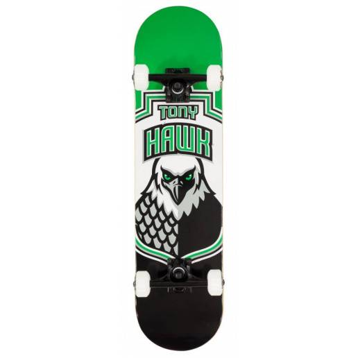Tony Hawk Homerun Green 7.75""