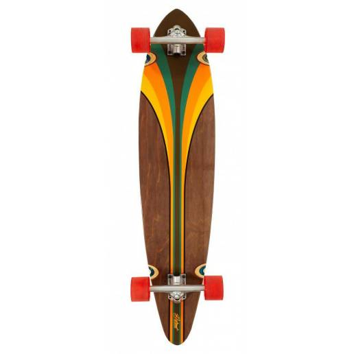 "Longboardas D-Street Pintail Malibu 40"" - Longbordi"