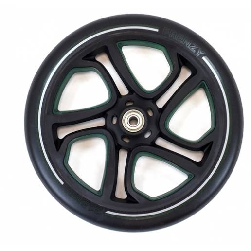 Frenzy 215 mm Green - Pilsetas skrejriteņi