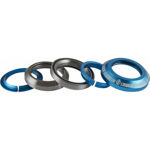 Striker Integrated Headset Blue Chrome - Stūres gultņi (Headsets)