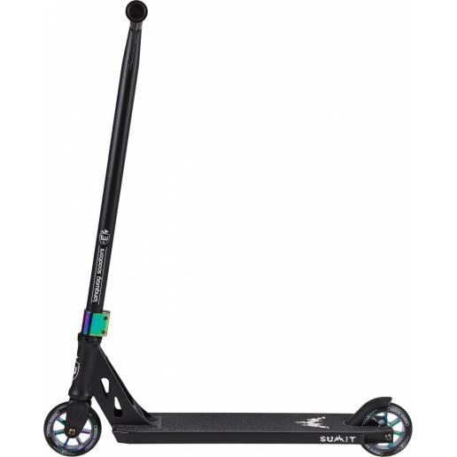 Longway Summit Pro Scooter Black/Neochrome 110 nuo Longway