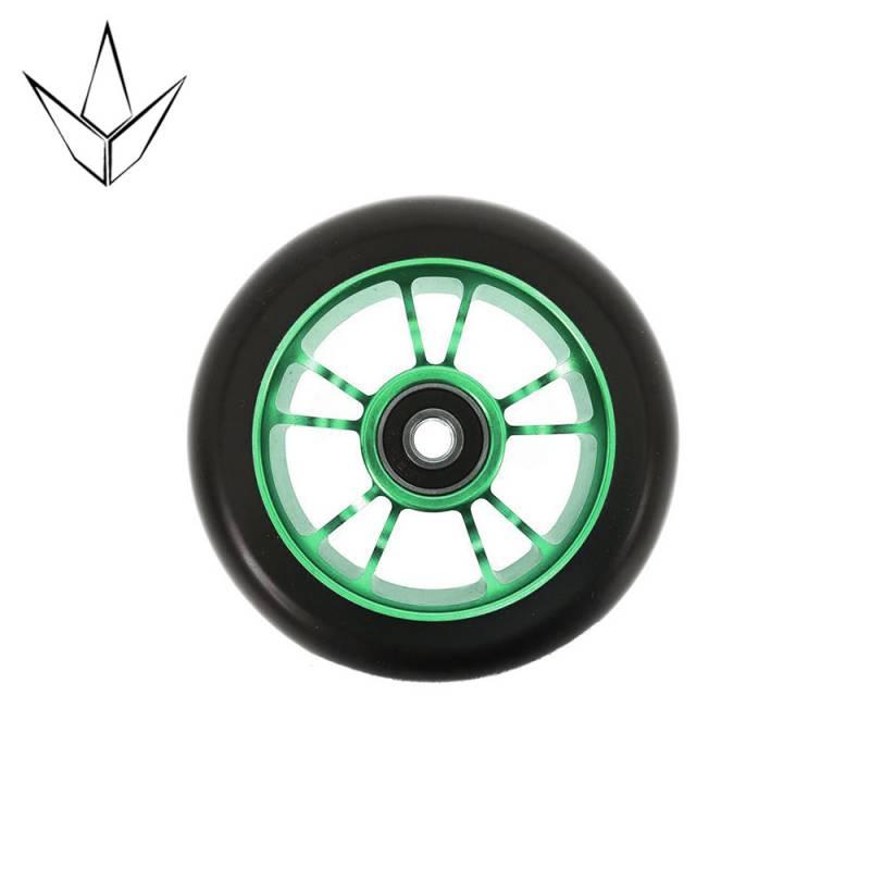 2 vnt X BLUNT 10 Spokes 100 Green - Riteņi