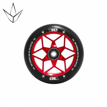 2 X BLUNT Diamond Red 110 - Riteņi