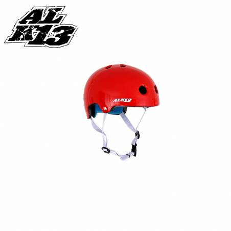 Šalmas Alk13 Helium Red L/XL nuo ALK 13