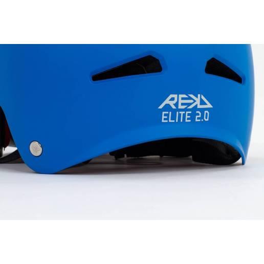Šalmas REKD Elite 2.0 Blue L/XL nuo REKD