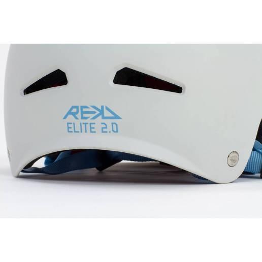 Šalmas REKD Elite 2.0 Grey L/XL - Ķiveres