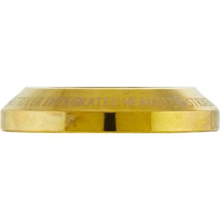 Striker Integrated Headset Gold Chrome nuo Striker