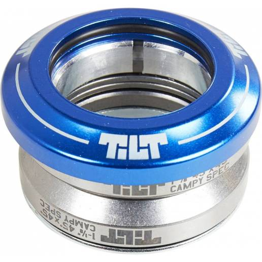 Tilt Integrated Headset Blue nuo Tilt