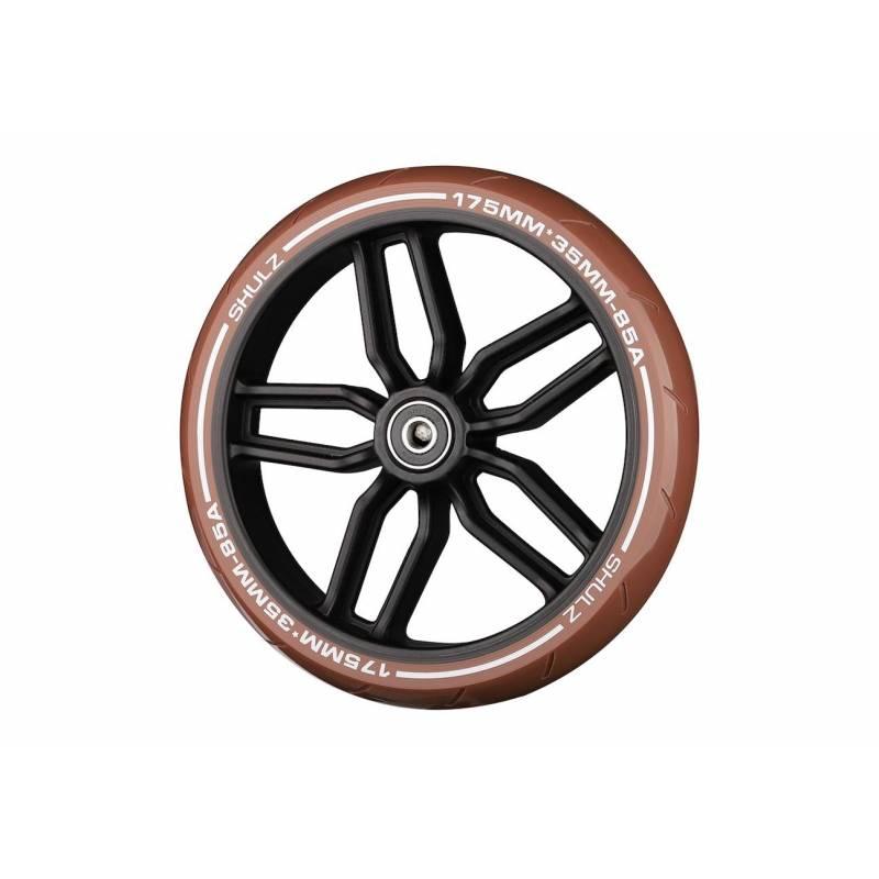 SHULZ Brown paspirtuko ratas 175 mm su guoliais nuo SHULZ