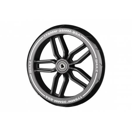 SHULZ Black paspirtuko ratas 175 mm su guoliais nuo SHULZ