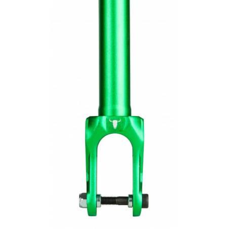HIC/ICS Addict Relentless Fork (Bottle Green) nuo Addict