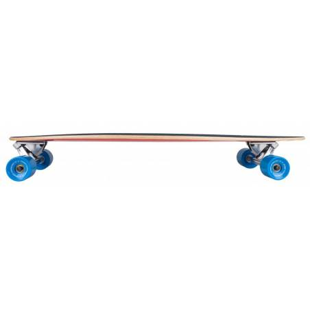 Longboardas D-Street Tropical 35″ Pintail Red nuo D-Street
