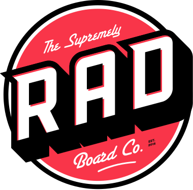 RAD skateboards